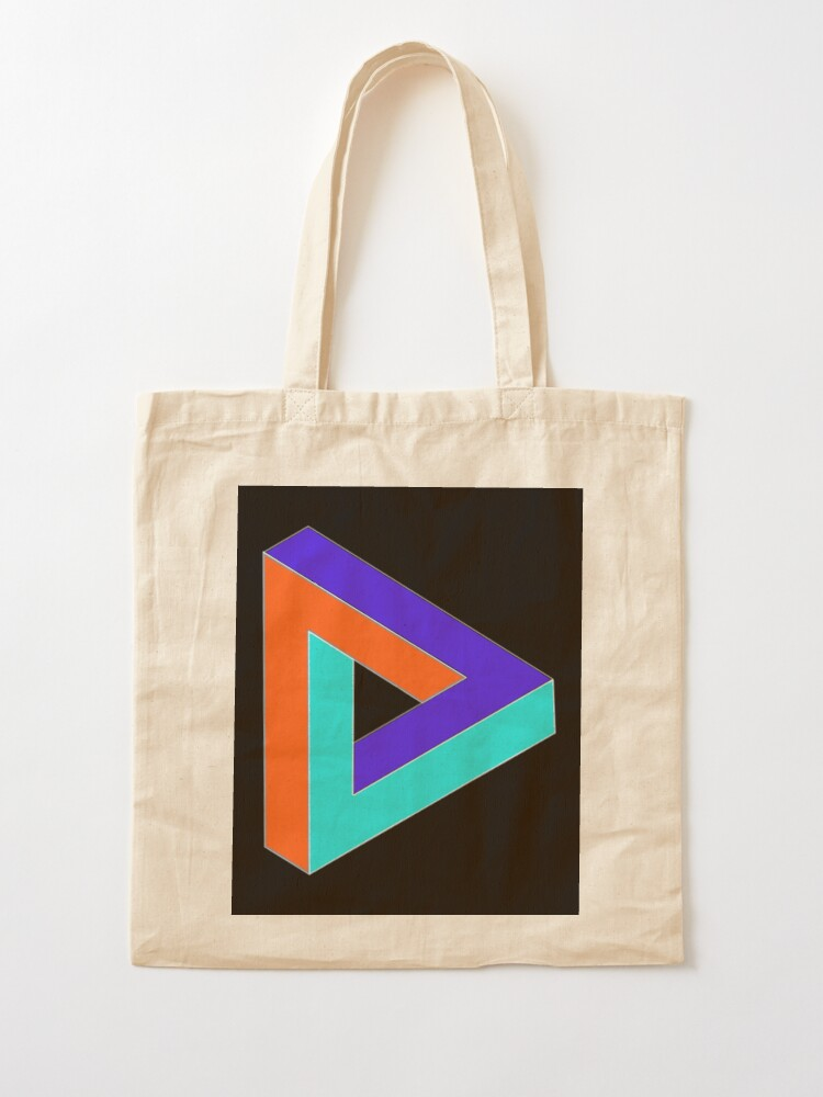 Alternate view of Sign, psychedelic art,art movement,psychedelic,movement,wallpaper, art Tote Bag