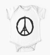 Peace for Paris One Piece - Short Sleeve