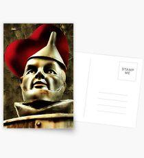 Tin Man Postcards