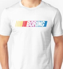 Boring Slim Fit T-Shirt