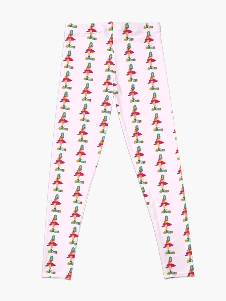 Alternate view of Ruby the Ribbon Fairy With Her Gifts™ Leggings