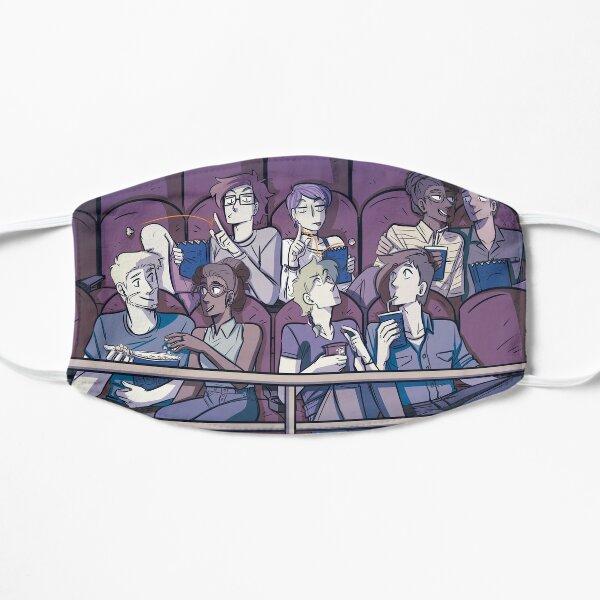 Hazy London: At The Movies Mask