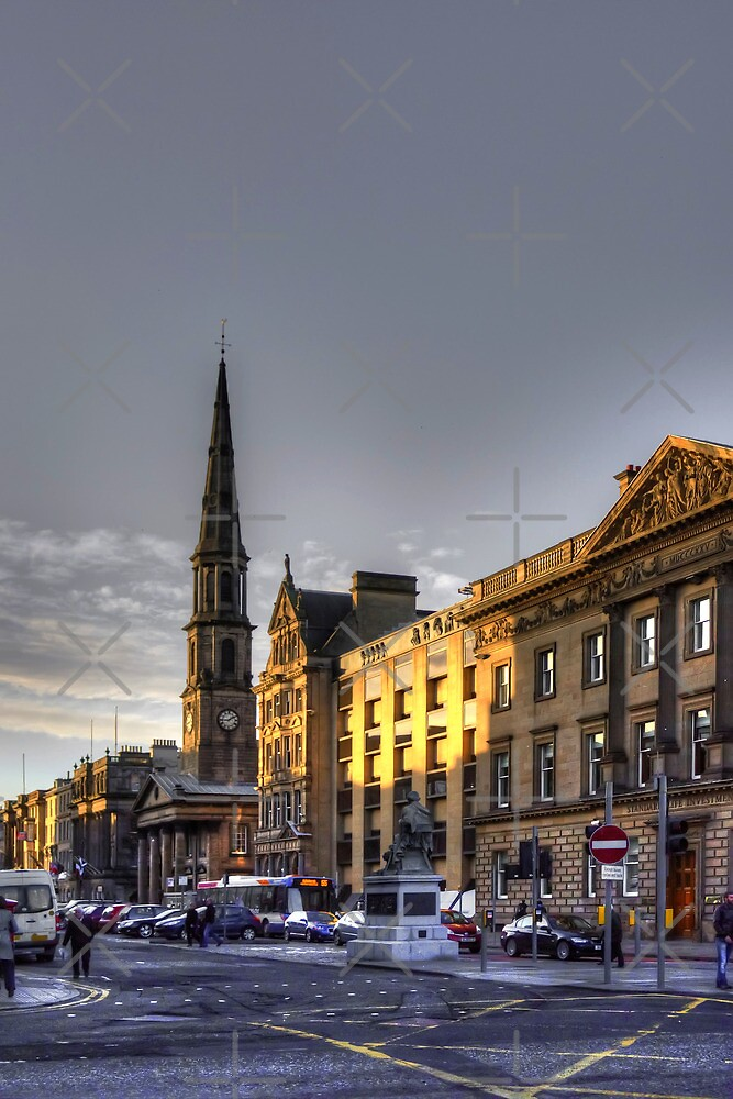 The East End of George Street by Tom Gomez