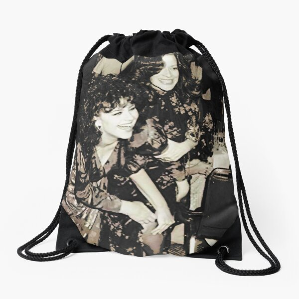 Julia Sugarbaker, suzanne sugarbaker, suzzane sugarbaker Drawstring Bag