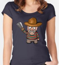 Tiny Fred Women's Fitted Scoop T-Shirt