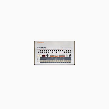 Roland TR909 by Kylemarno