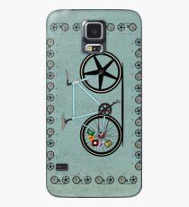 Fixie Bike Case/Skin for Samsung Galaxy