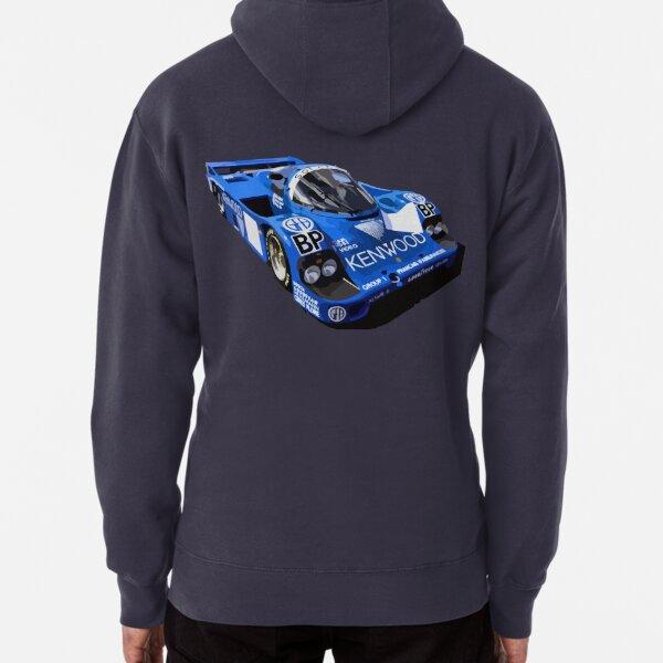 1984 Kremer 956B Group C Race Car Pullover Hoodie