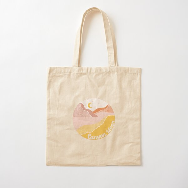 Harry Styles Canyon Moon Sticker Cotton Tote Bag