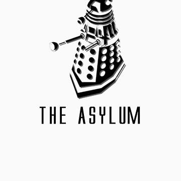 Dalek Asylum - I belong there. by spud-17