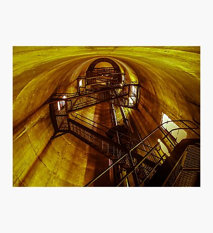 Stairwell Photographic Print