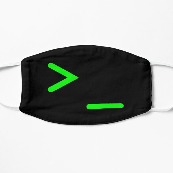 Command Prompt Programmer and developer Mask