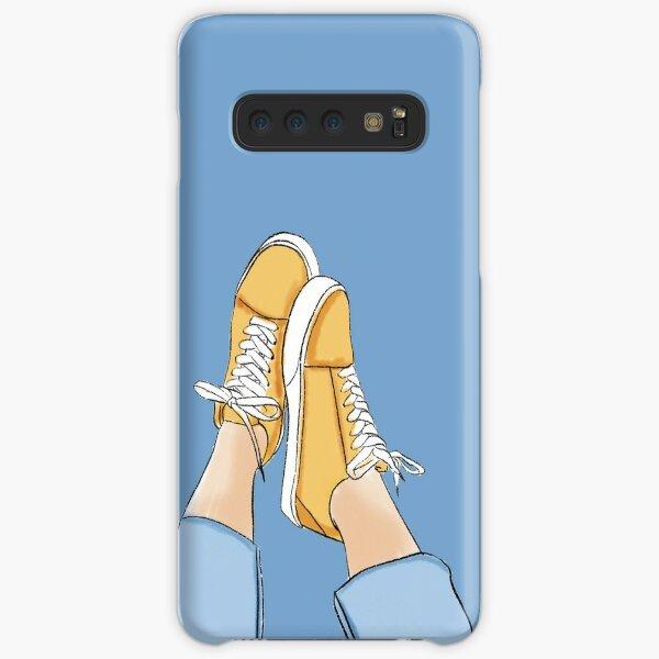 My Yellow Kicks Samsung Galaxy Snap Case