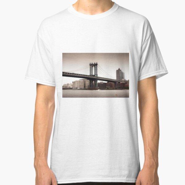 Taking it easy at Brooklyn Bridge Classic T-Shirt