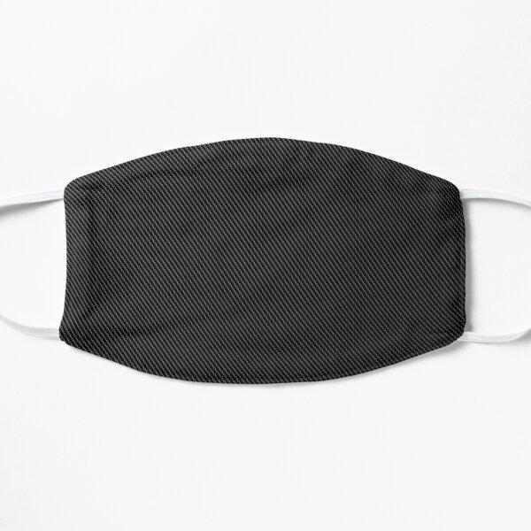 Structure réaliste en fibre de carbone 1 Masque sans plis