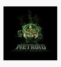 The Last Metroid Photographic Print