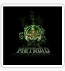 The Last Metroid Sticker