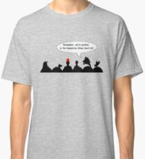 Remember where we parked! Classic T-Shirt