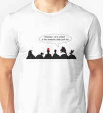 Remember where we parked! T-Shirt