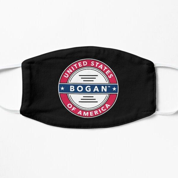 Official American Bogan™ Merchandise  Flat Mask