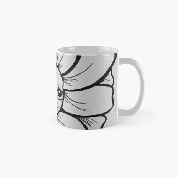 Fleur baaaby Mug classique