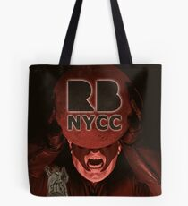 Redbubble invades NYCC Tote Bag