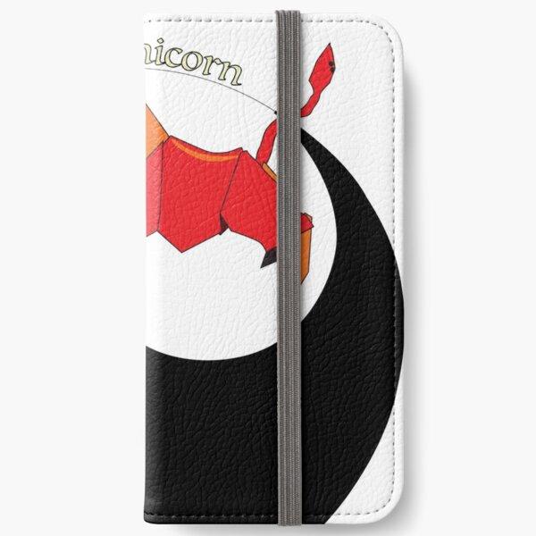 The Last Unicorn: Yin Yang Origami iPhone Wallet