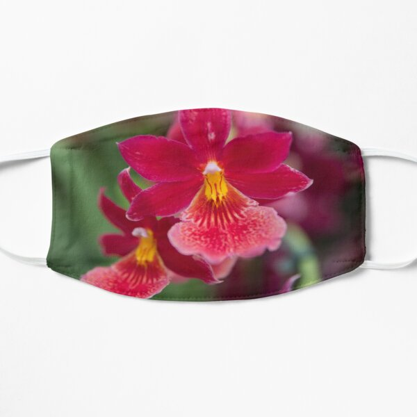 Red Orchid Mask