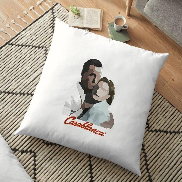 Casablanca Movie Floor Pillow