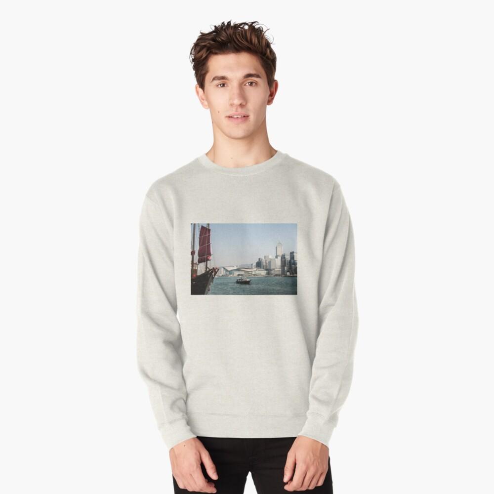Hong Kong Pullover Sweatshirt
