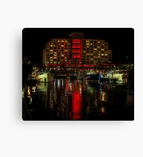 Dark MOFO Canvas Print
