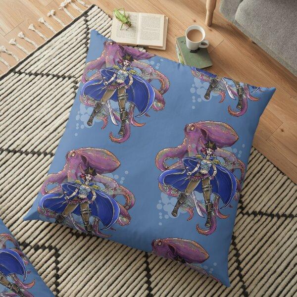Captain Sunshine Floor Pillow