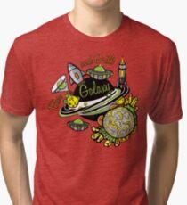 Galaxy Bar & Grill Tri-blend T-Shirt