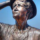 HMAS Sydney Memorial Geraldton # 15 by Eve Parry
