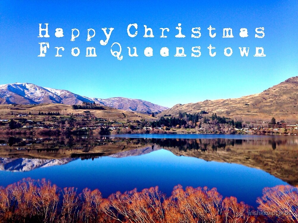 Happy christmas queenstown