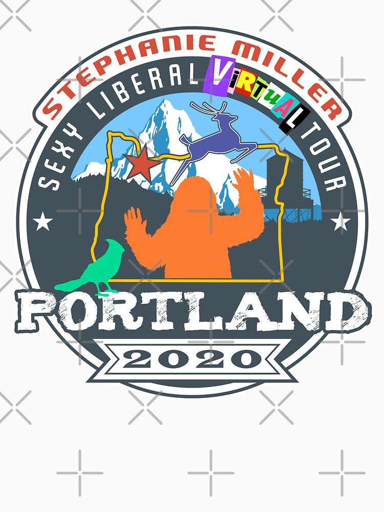 Stephanie Miller's Sexy Liberal Virtual Tour - Portland by SMShow