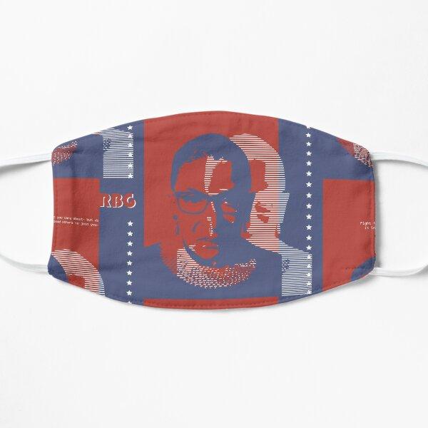RBG RUTH BADER GINSBURG Notorious Rbg feminism Poster Supreme court face mask Mask