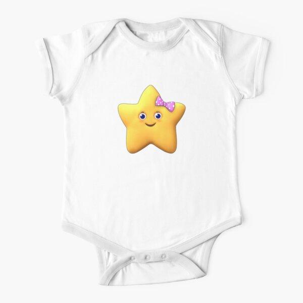 Little Baby Bum Twinkle Star Short Sleeve Baby One-Piece