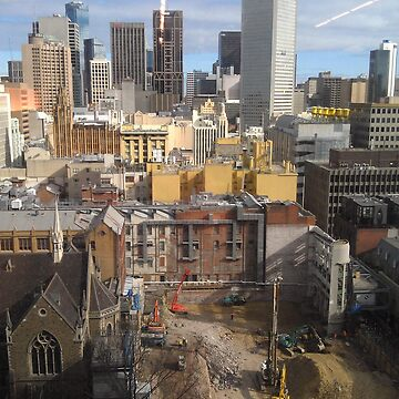 120 Colins Street,Sydney by elliot81