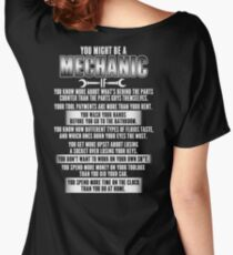 Mechanic Women's Relaxed Fit T-Shirt