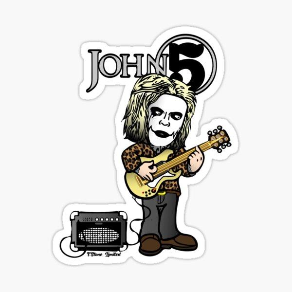 John5 Sticker