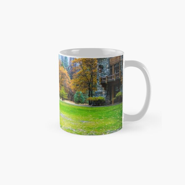 Ahwahnee Classic Mug