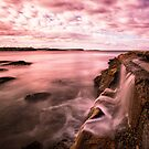 Pink white wash by Adriano Carrideo