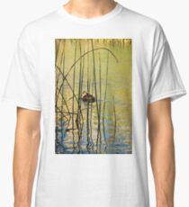 Winter Light on Duck Pond Classic T-Shirt