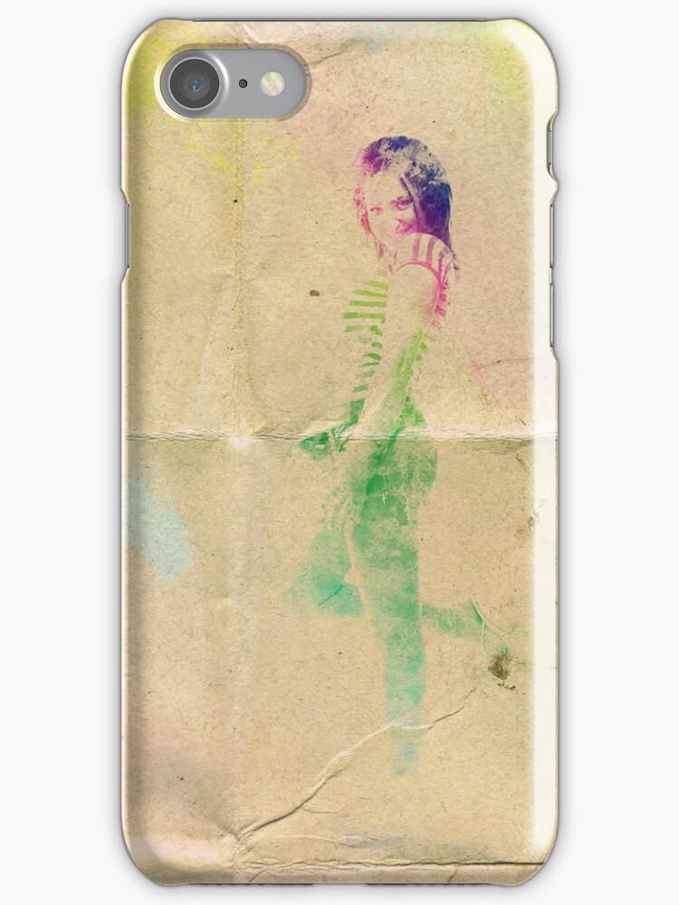 Splatter girl 2 by Livid