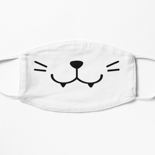 Smiley Kitty Mask