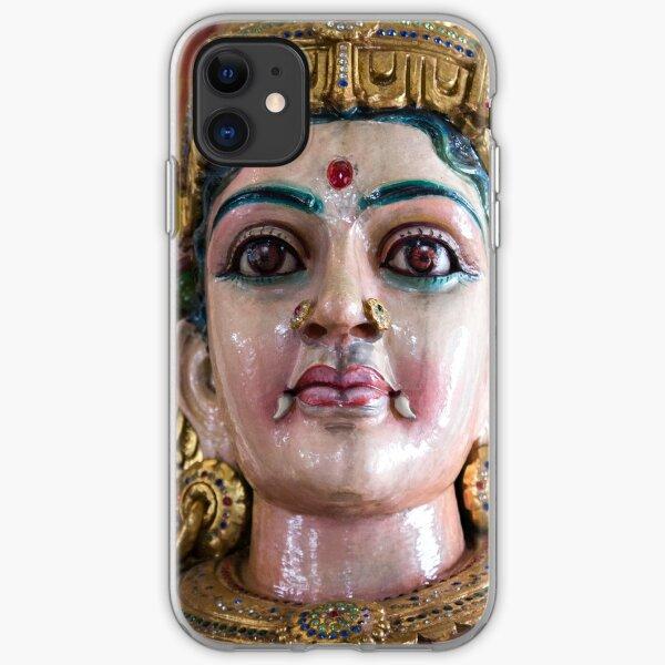 Singapore - Hindu Temple iPhone Soft Case