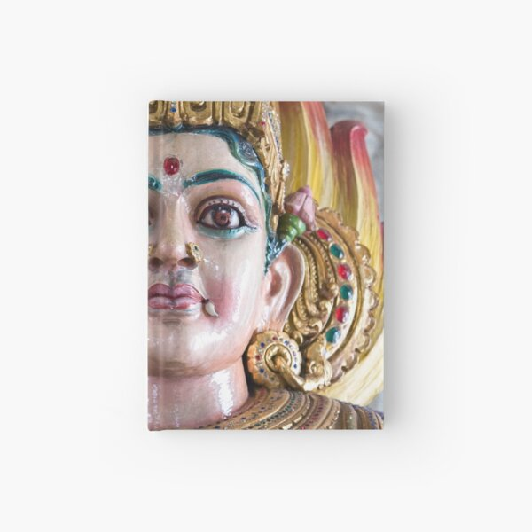 Singapore - Hindu Temple Hardcover Journal