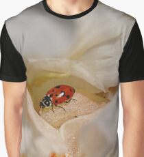Ladybug Dreams Graphic T-Shirt