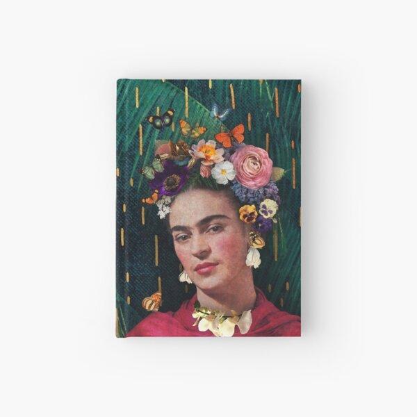 Frida Kahlo :: World Women's Day Hardcover Journal